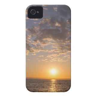 Baikal-Sonnenuntergang Case-Mate iPhone 4 Hülle