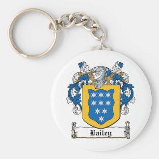 Bailey-Familienwappen Schlüsselanhänger