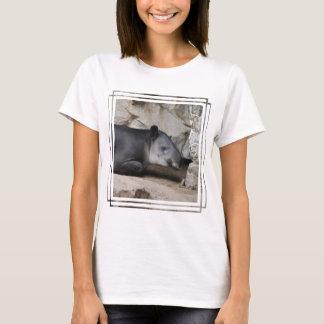 Bairds der T - Shirt der Tapir-Frauen