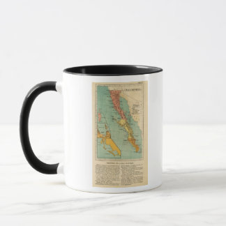 Baja California, Mexiko Tasse
