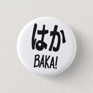 Baka, Knopf, Runder Button 3,2 Cm