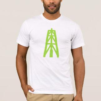 Bakken Feld-Führer-Logo ANLAGE T-Shirt