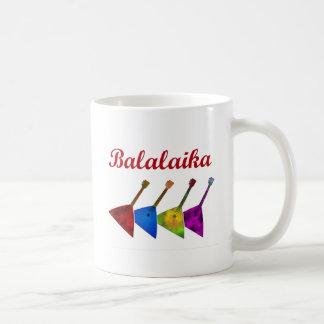 Balalaika Kaffeetasse
