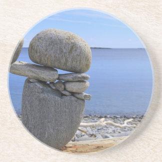 Balance Sandstein Untersetzer