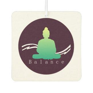 """""""Balance"""" schöner Buddha Autolufterfrischer"""