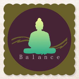 """""""Balance"""" schöner Buddha Untersetzer"""