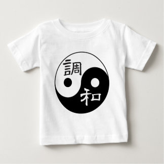 Balance u. Harmonie Yin Yang Baby T-shirt