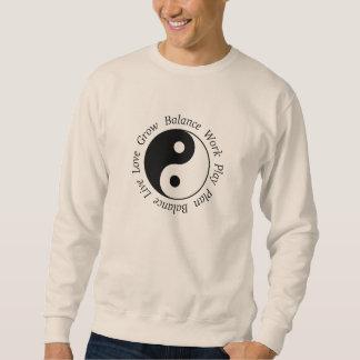 Balance Yin Yang Symbol Sweatshirt