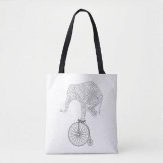 Balancen-Elefant Tasche