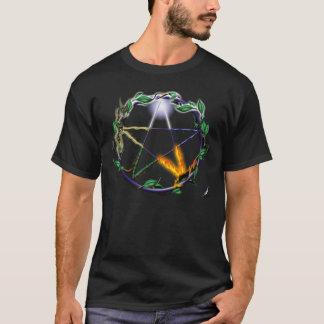 """""""Balancen-"""" Pentagramm-T - Shirt `"""