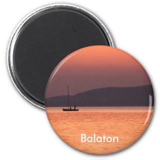 Balaton Runder Magnet 5,1 Cm