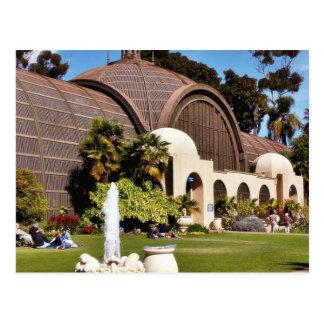 Balboa-Park Arboreum San Diego Postkarte