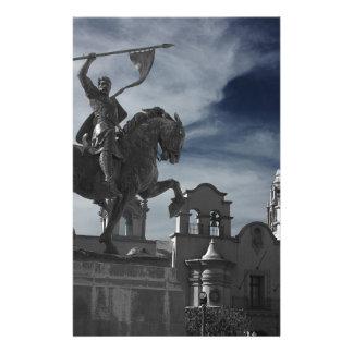 Balboa-Park-Statue Briefpapier