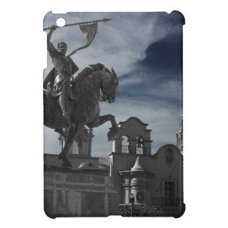 Balboa-Park-Statue iPad Mini Cover