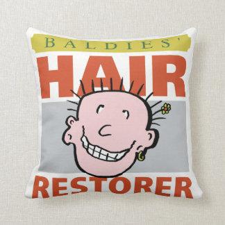 Baldies Haar-Stärkungsmittel Kissen