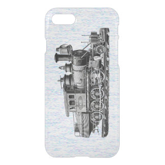 Baldwin Lokomotive bearbeitet Camelback #415 iPhone 8/7 Hülle