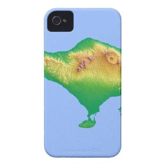 Bali-Karte Case-Mate iPhone 4 Hülle
