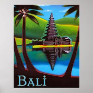 Bali-Plakat