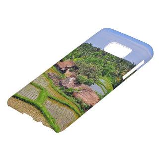 Bali-Reis-Felder
