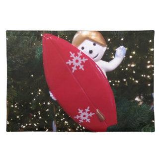 Bali-Surfer Tischset