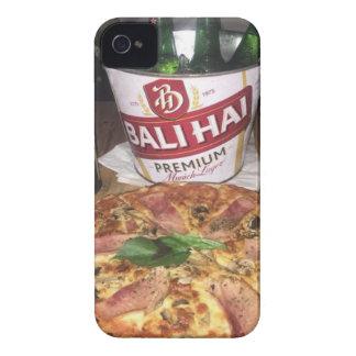 Balibier und -pizza iPhone 4 hüllen