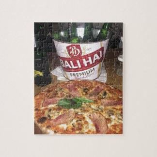 Balibier und -pizza puzzle