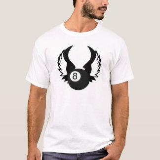 Ball 8 mit Flügeln T-Shirt