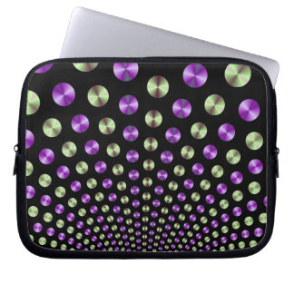 Ball-Brunnen-Laptop-Hülse Laptop Sleeve