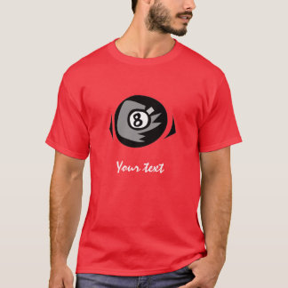 Ball des Rotes 8 T-Shirt