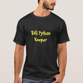 Ball-Pythonschlange-Wächter T-Shirt