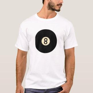 Ball-T-Shirt des Pool-8 T-Shirt