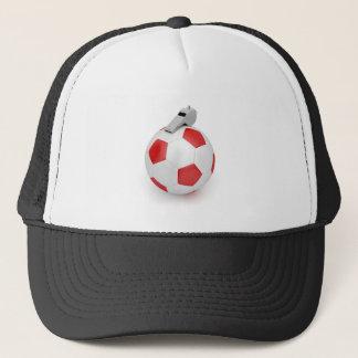 Ball und Pfeife Truckerkappe