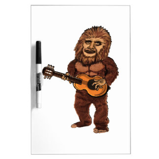 Ballade von Bigfoot Memoboard