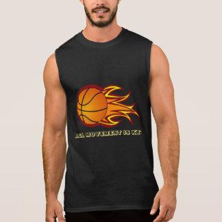 Ballbewegung ist Schlüssel Ärmelloses Shirt