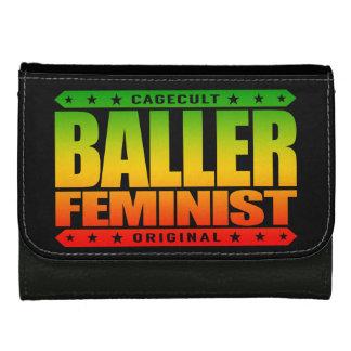 BALLER FEMINIST - ich kämpfe für die gleichen