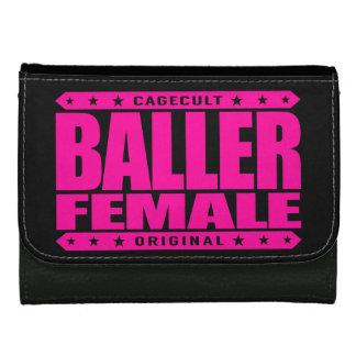 BALLER FRAU - die Gleichberechtigung der