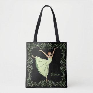 Ballerina-Anmut Tasche