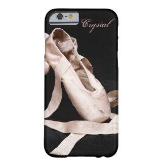 Ballerina beschuht Iphone fünf Kasten