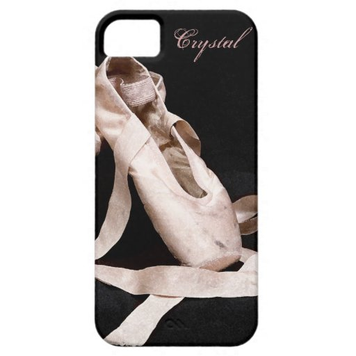 Ballerina beschuht Iphone fünf Kasten iPhone 5 Hülle