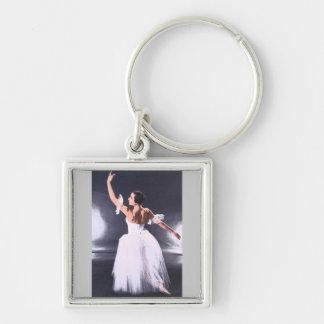 Ballerina keychain schlüsselanhänger