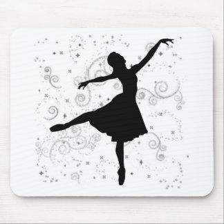 Ballerina Mousepads