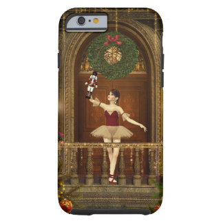 Ballerina-Nussknacker iPhone 6 Fall Tough iPhone 6 Hülle