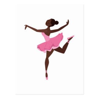 Ballerina Postkarten