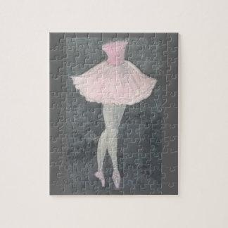 Ballerina-Puzzlespiel Puzzle
