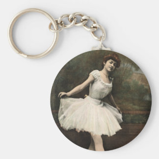 Ballerina Schlüsselanhänger