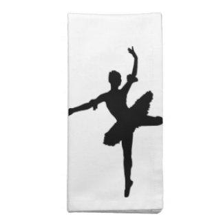 Ballerina Serviette