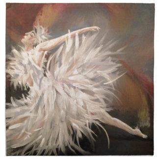 Ballerina Stoffserviette
