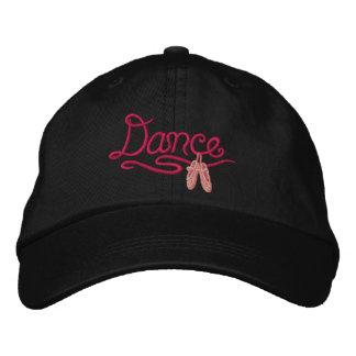 Ballerina - Tanz Bestickte Caps