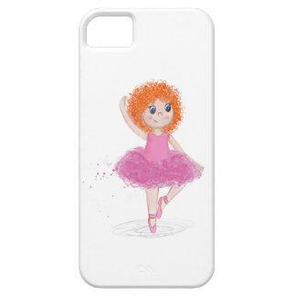 Ballerina-Telefon-Kasten Schutzhülle Fürs iPhone 5