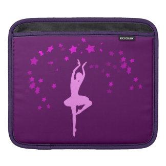 Ballerinatänzer iPad Hülse iPad Sleeve